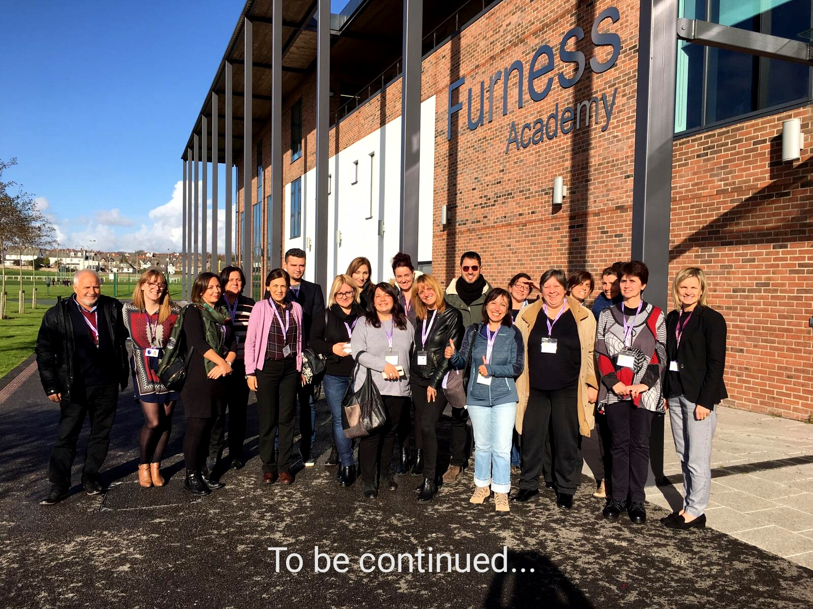 Workshop in England - Erasmus plus -  fase 1